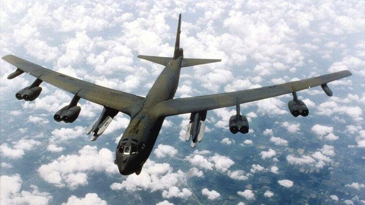 США направили стратегические бомбардировщики к Афганистану