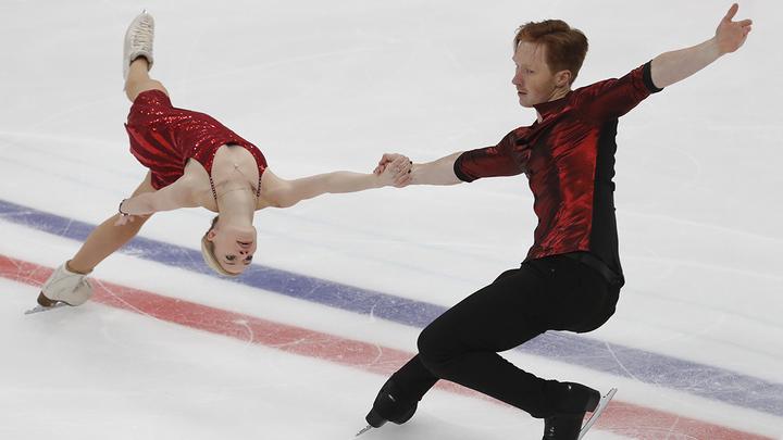 Фигуристы Тарасова и Морозов стали победителями турнира в Бостоне