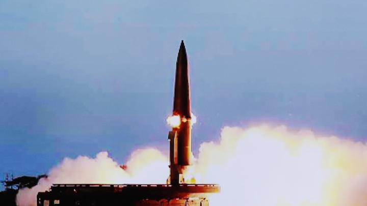 """Южная Корея запустила первую ракету-носитель собственного производства """"Нури"""""""