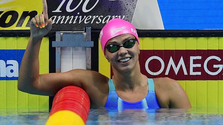 Юлия Ефимова завоевала бронзу чемпионата Европы в Будапеште