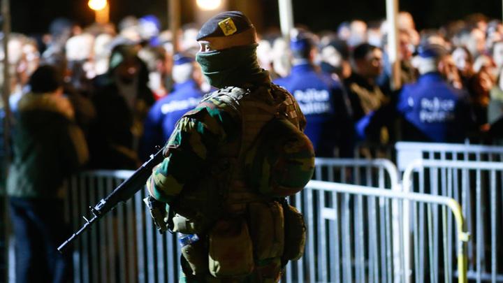 Полиция несколько часов усмиряла погромщиков в Льеже