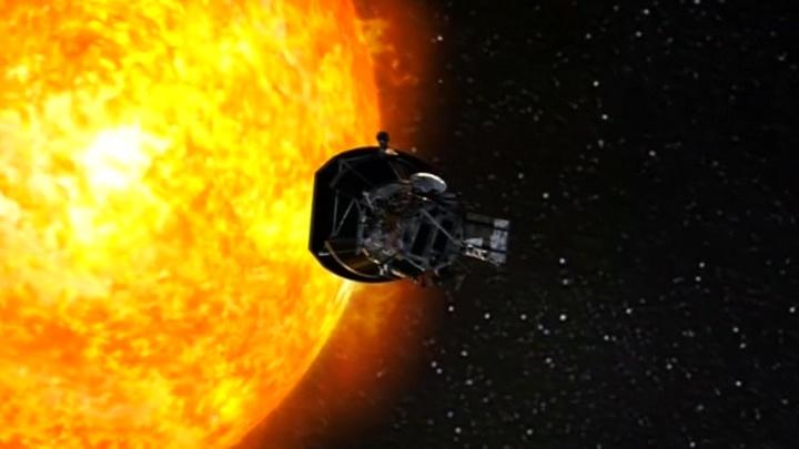NASA отправило к Солнцу зонд Parker Solar Probe