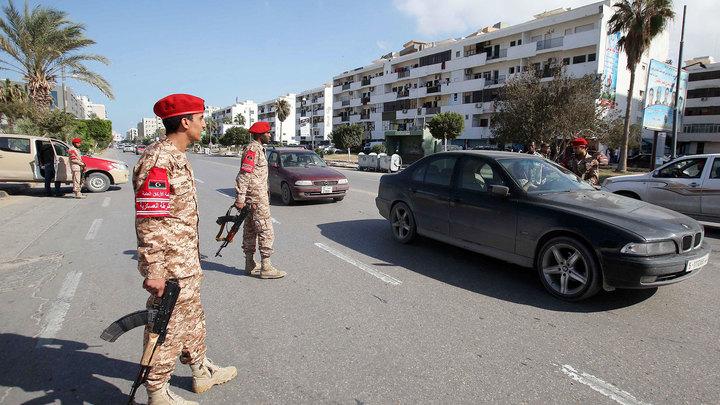 Неизвестными похищен глава канцелярии Президентского совета Ливии
