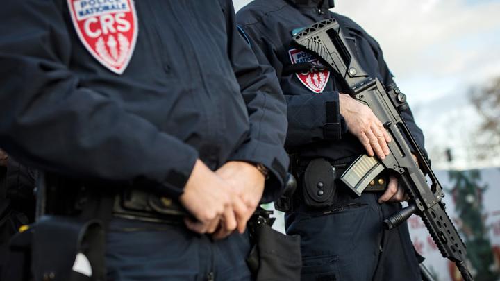Во Франции по подозрению в терроризме задержаны выходцы из России