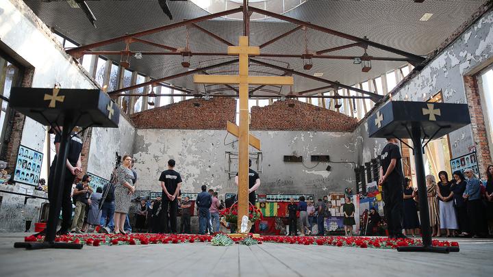 Бесланская школа, где произошел теракт, может стать памятником федзначения