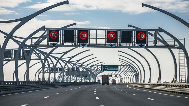 Тарифы на платных дорогах вырастут на треть