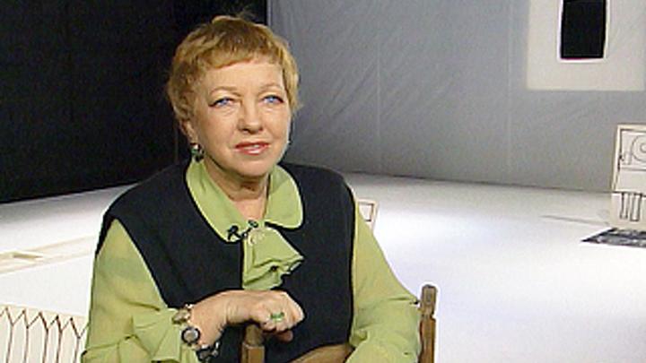 Ольга Волкова отмечает юбилей