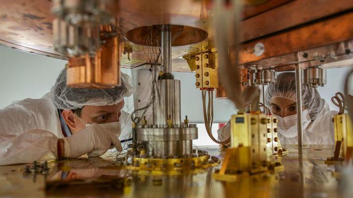 Физики подвели первые итоги эксперимента, призванного выяснить, почему существует материя