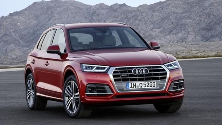 Способен дать жару: тест-драйв обновленного по всем фронтам Audi Q5