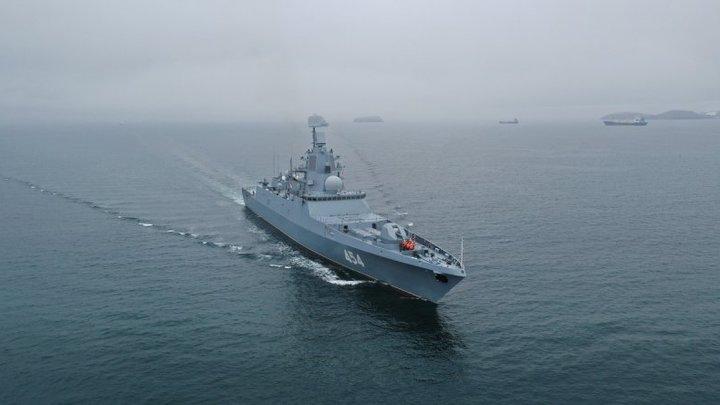 Россия нарастила количество кораблей в Мировом океане до 100