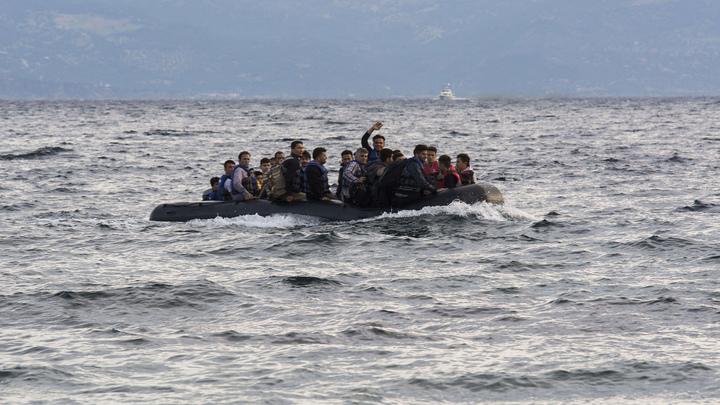 Более 100 мигрантов утонули у берегов Ливии