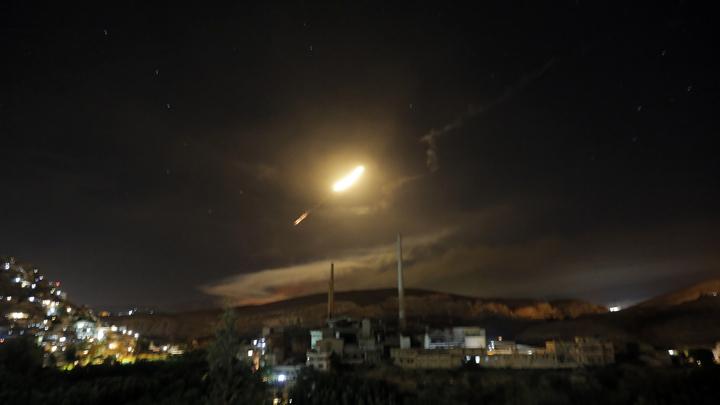 США нанесли ракетный удар по позициям поддерживаемых Ираном ополченцев в Сирии