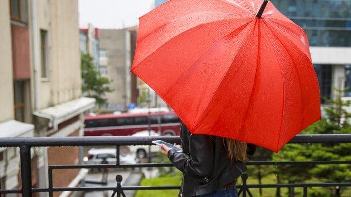 Владивосток встал в пробках из-за ливня