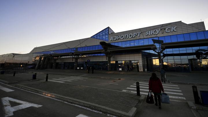 Аэропорты Якутска 13-14 августа будут работать в круглосуточном режиме