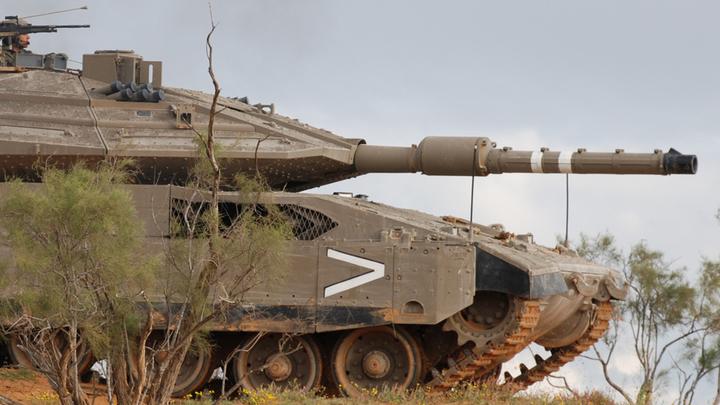 ЦАХАЛ планирует наземную операцию в секторе Газа