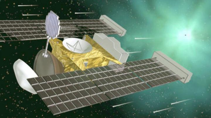 Зонд доставил на Землю семь древнейших частиц Солнечной системы