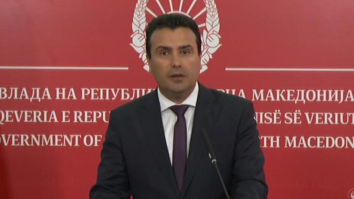 Неправильно поняли: премьер Северной Македонии не хочет в отставку из-за скандала с пранкерами