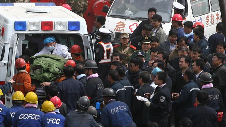 На угольной шахте в Китае прогремел взрыв, погиб один человек