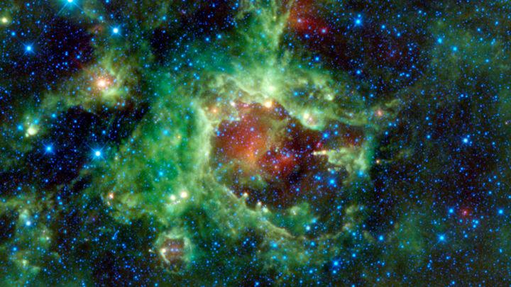"""Астрономы обнаружили """"недостающую материю"""" Вселенной"""