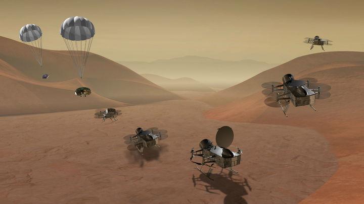 В НАСА выбрали самые перспективные проекты межпланетных зондов