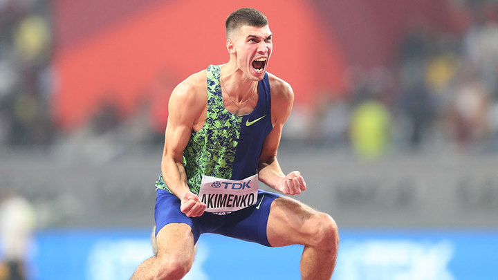 Российский легкоатлет Акименко выиграл золото этапа Бриллиантовой лиги