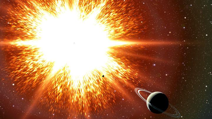 Вспыхнувшие миллионы лет назад сверхновые изменили жизнь на Земле