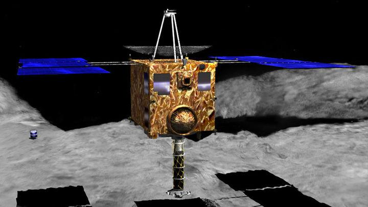 Собранные зондом образцы помогли определить возраст астероида Итокава