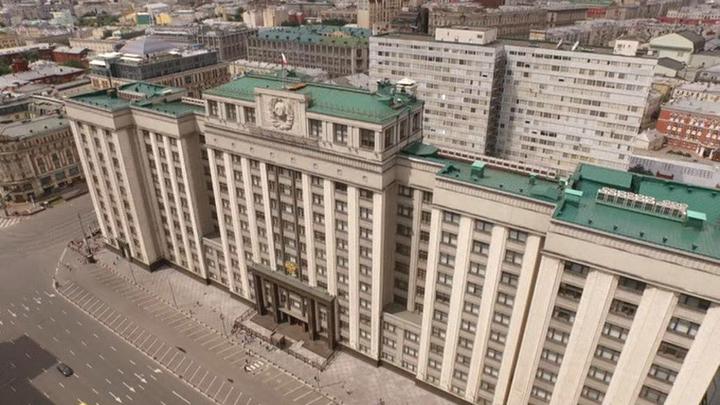 В Госдуме предлагают отменить штраф за организацию массового скопления граждан