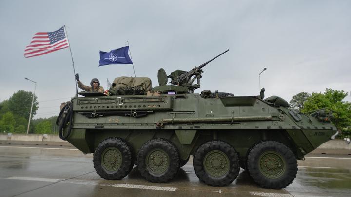 НАТО провоцирует эскалацию глобальной гонки вооружений