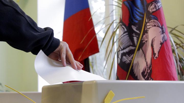 """В России отменен """"день тишины"""" при многодневном голосовании"""