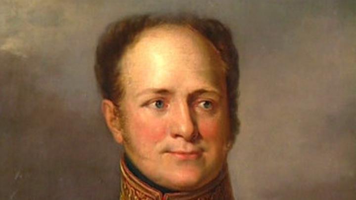 Бюст Александра I установят в Царскосельском лицее