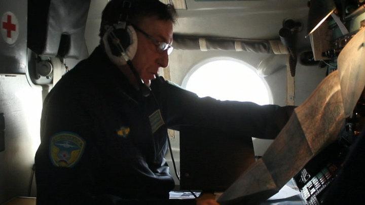 На месте крушения вертолета на Камчатке найдены тела двух человек