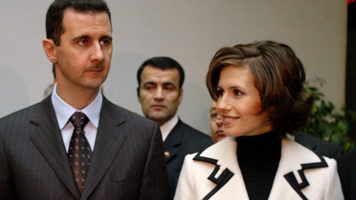 Башар и Асма Асад заразились коронавирусом