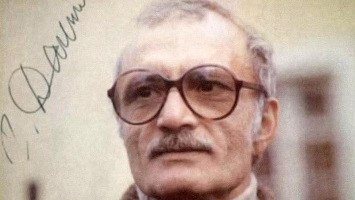 85 лет Георгию Данелия