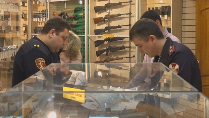 В РФ ужесточат контроль за выдачей медзаключения для получения разрешения на оружие