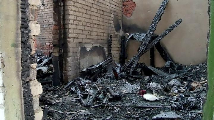 Были дома одни: шестилетний мальчик погиб в огне, его сестра выжила