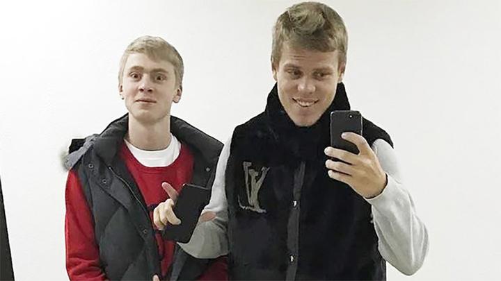 Брат Кокорина избежал административного ареста