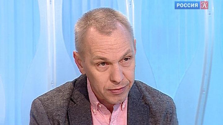 """Александр Ф. Скляр на """"Худсовете"""". 6 ноября 2012 года"""