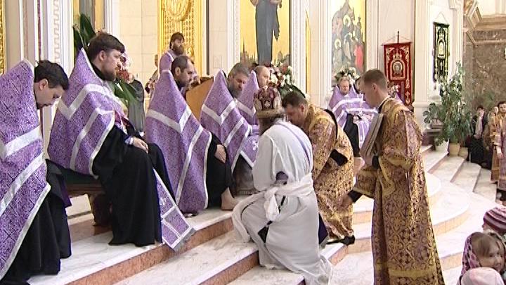Православные всего мира отмечают Великий, или Страстной Четверг