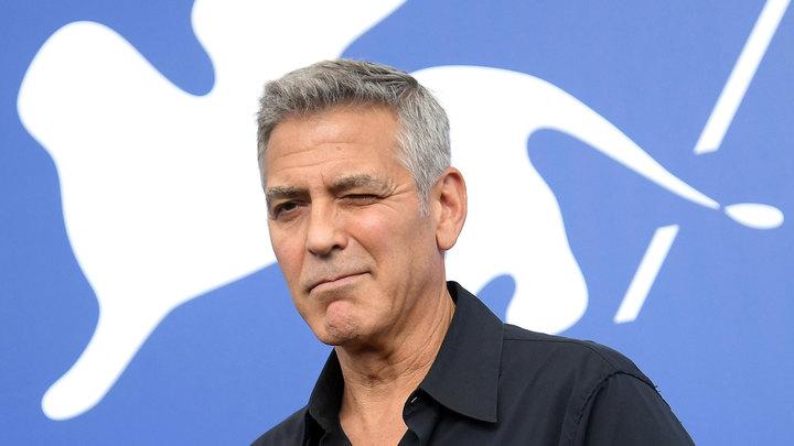 """""""Трамп на свалке истории"""": Джордж Клуни высказался о штурме Капитолия"""