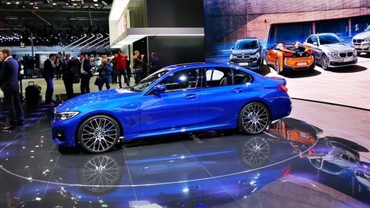 BMW объявила в России массовый отзыв из-за угрозы возгораний