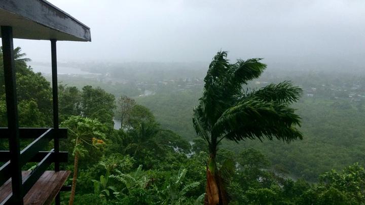У берегов Фиджи зафиксировано мощное землетрясение