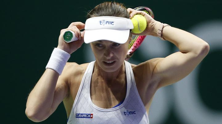 Мартина Хингис завершила теннисную карьеру
