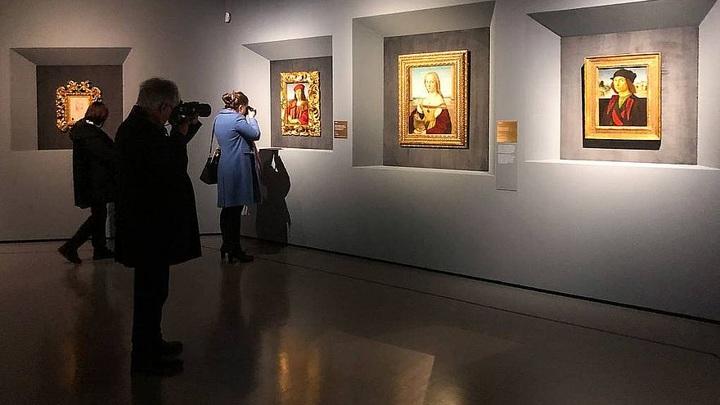 В Риме открывается выставка, посвященная Рафаэлю