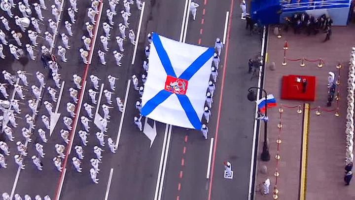 Черноморский флот отменил концерт и фейерверк на День ВМФ