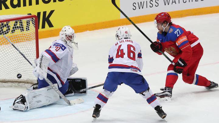 Третьяк подтвердил отказ Панарина выступить за сборную России