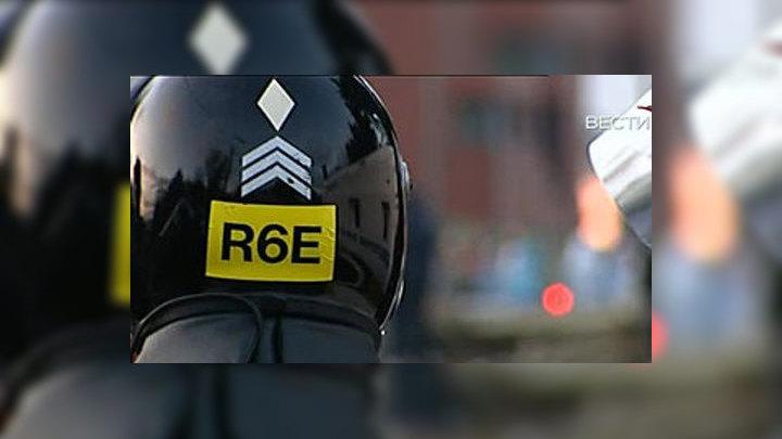 В Дублине на акции протеста произошли столкновения с полицией