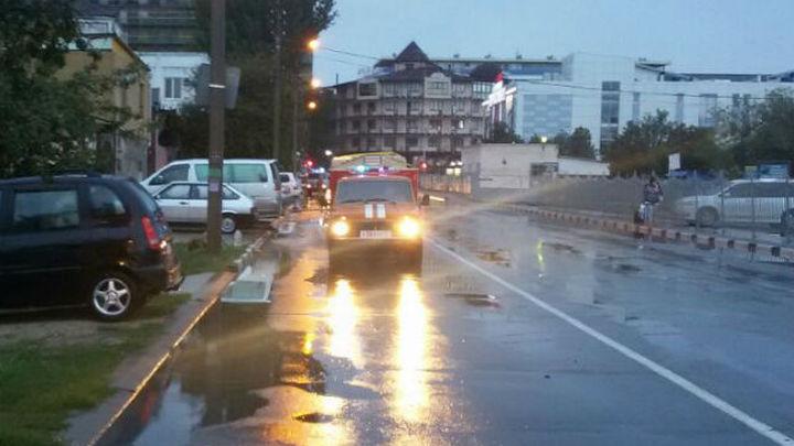 Новороссийск и Анапу затопило, в Геленджике под водой оказалась набережная