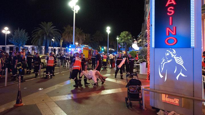 Теракт в Ницце: ушла из жизни восемьдесят пятая жертва террориста
