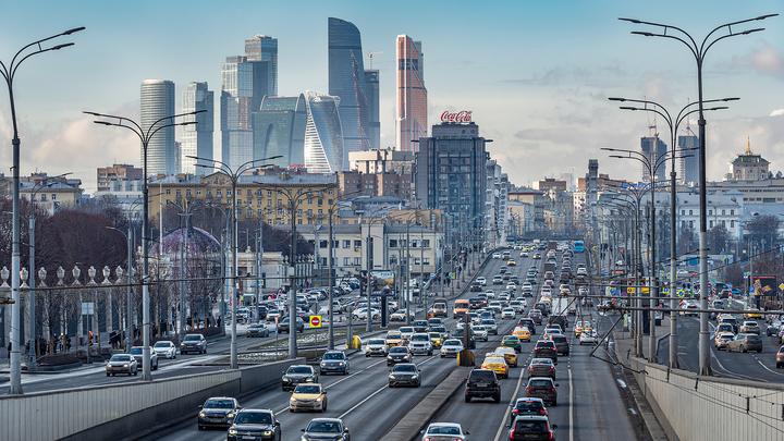 Власти Москвы призвали изменить скоростной режим